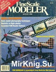 FineScale Modeler 1986-08