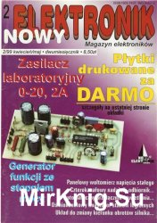 Nowy Elektronik №2 1999