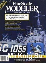 FineScale Modeler 1986-03/04