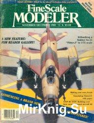 FineScale Modeler 1985-11/12