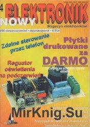 Nowy Elektronik №4 1999