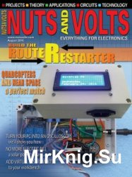 Nuts and Volts №8 2016
