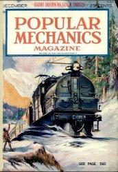 Popular Mechanics №12 1924