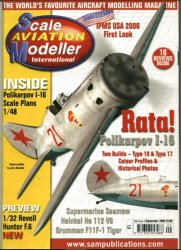 Scale Aviation Modeller Internatational №9 2006