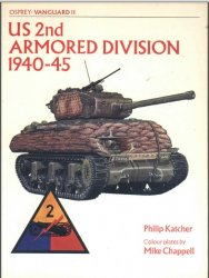 US 2nd Armoured Division 1940-45