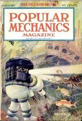 Popular Mechanics №1 1925