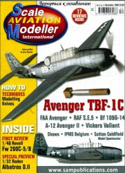 Scale Aviation Modeller Internatational №12 2006