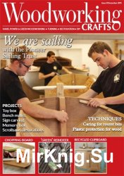 Woodworking Crafts №8 - December 2015
