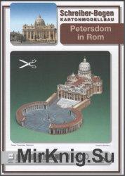 Petersdom in Rom [Schreiber-Bogen]