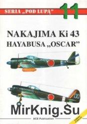 Seria Pod Lupa 11 - Nakajima Ki 43 Hayabusa ''Oscar''
