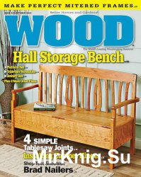 Wood Magazine №235 - October 2015