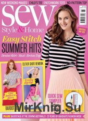 Sew Style & Home №88 2016