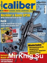 Caliber SWAT Magazin 2016-07/08
