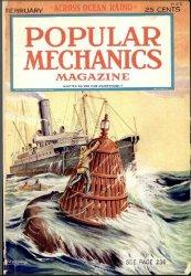 Popular Mechanics №2 1925