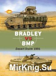 Bradley vs BMP: Desert Storm 1991 (Osprey Duel 75)
