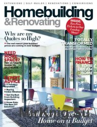 Homebuilding & Renovating №9 (September 2016)
