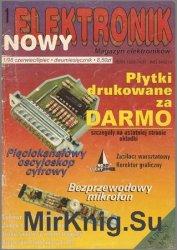 Nowy Elektronik №1 1998