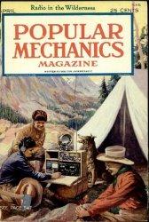 Popular Mechanics №4 1925