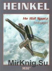 Heinkel He.162 Spatz (MBI)