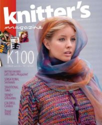 Knitter's Magazine №100 2010 Fall