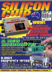 Silicon Chip №8 2016