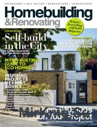 Homebuilding & Renovating №8 - August 2016