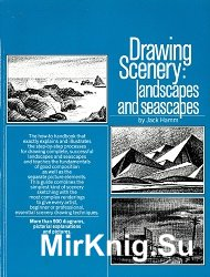 Drawing scenery: landscape and seascape