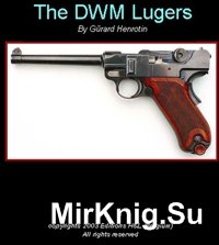 The DWM Lugers