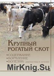Крупный рогатый скот: содержание, кормление, болезни: диагностика и лечение