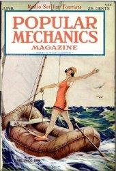 Popular Mechanics №6 1925