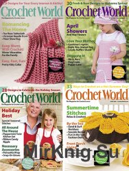 Архив журнала Crochet World за 2009 год