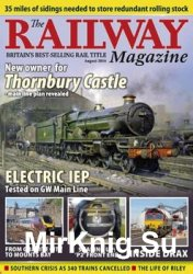 The Railway Magazine 2016-08