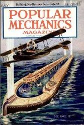 Popular Mechanics №7 1925