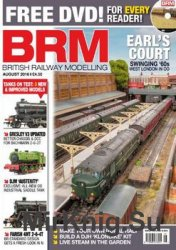 British Railway Modelling 2016-08