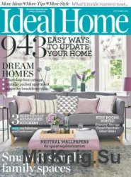 Ideal Home UK - September 2016