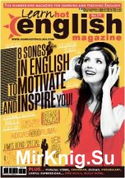 Learn Hot English - No.171, August 2016