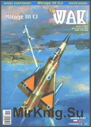 Многоцелевой истребитель Mirage III CJ [WAK  11/2015]
