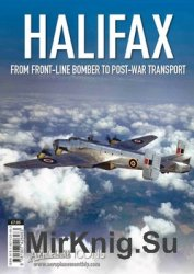 Halifax: From Front-Line Bomber to Post-War Transport (Aeroplane Icons)