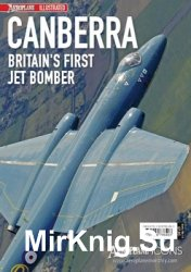 Canberra: Britain's First Jet Bomber (Aeroplane Icons)