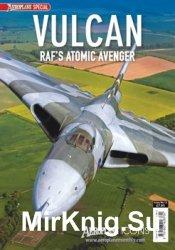 Vulcan: RAF's Atomic Avenger (Aeroplane Icons)