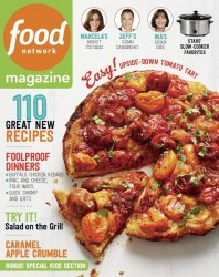 Food Network- September 2016