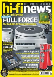 Hi-Fi News - September 2016