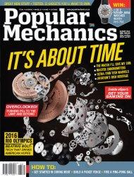 Popular Mechanics - August 2016  ZA