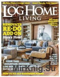 Log Home Living - September 2016