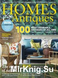 Homes & Antiques - September 2016