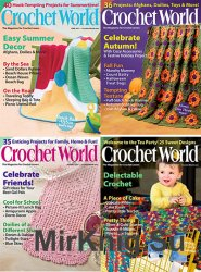 Архив журнала Crochet World за 2011 год