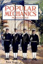 Popular Mechanics №8 1925