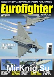 Eurofighter Typhoon (AirForces Monthly Special)