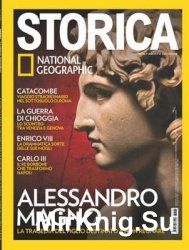Storica National Geographic - Agosto 2016