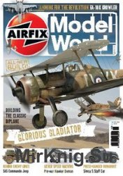 Airfix Model World №35